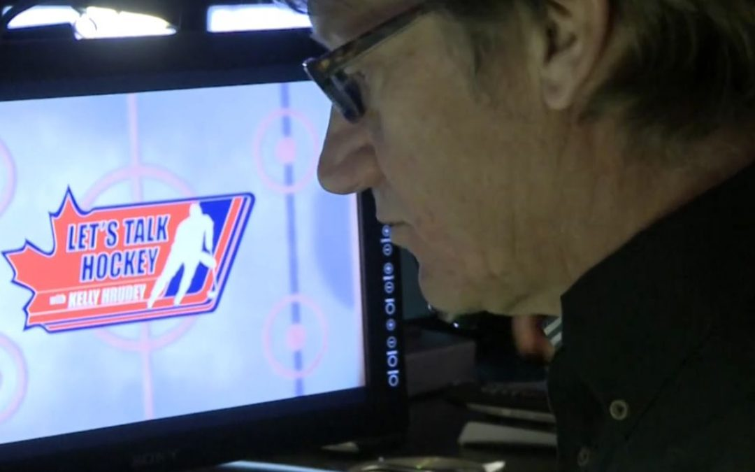 "Video Webcasting in Action at Calgary's ""Let's Talk Hockey"" Fundraiser – A Video Blog"